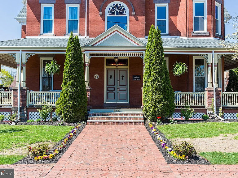 1895 Victorian For Sale In Colombia Pennsylvania