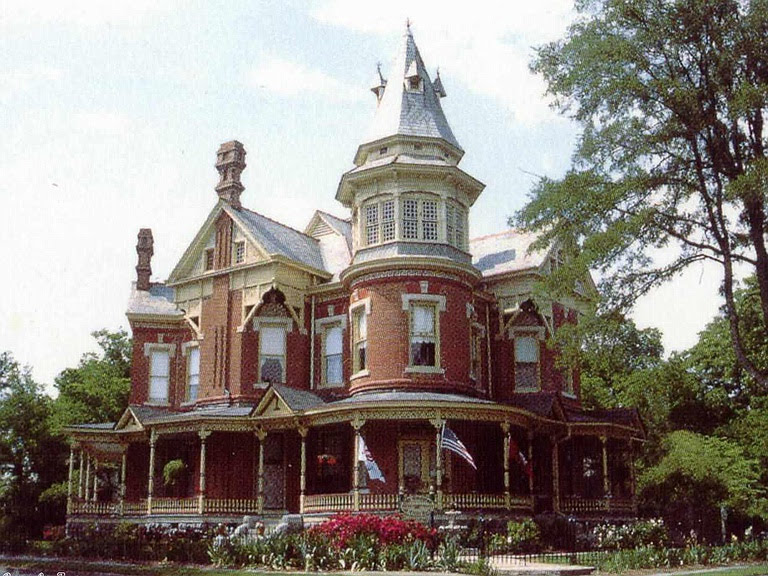 1888 Hornibrook Mansion For Sale In Little Rock Arkansas