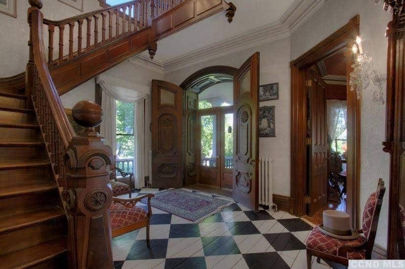 1875 Second Empire For Sale In Hudson New York