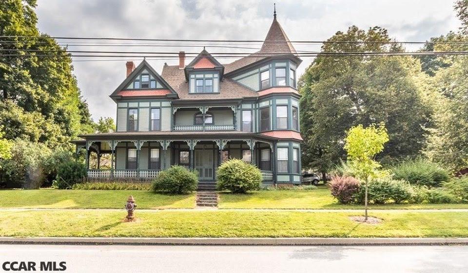 1889 Queen Anne In Philipsburg Pennsylvania