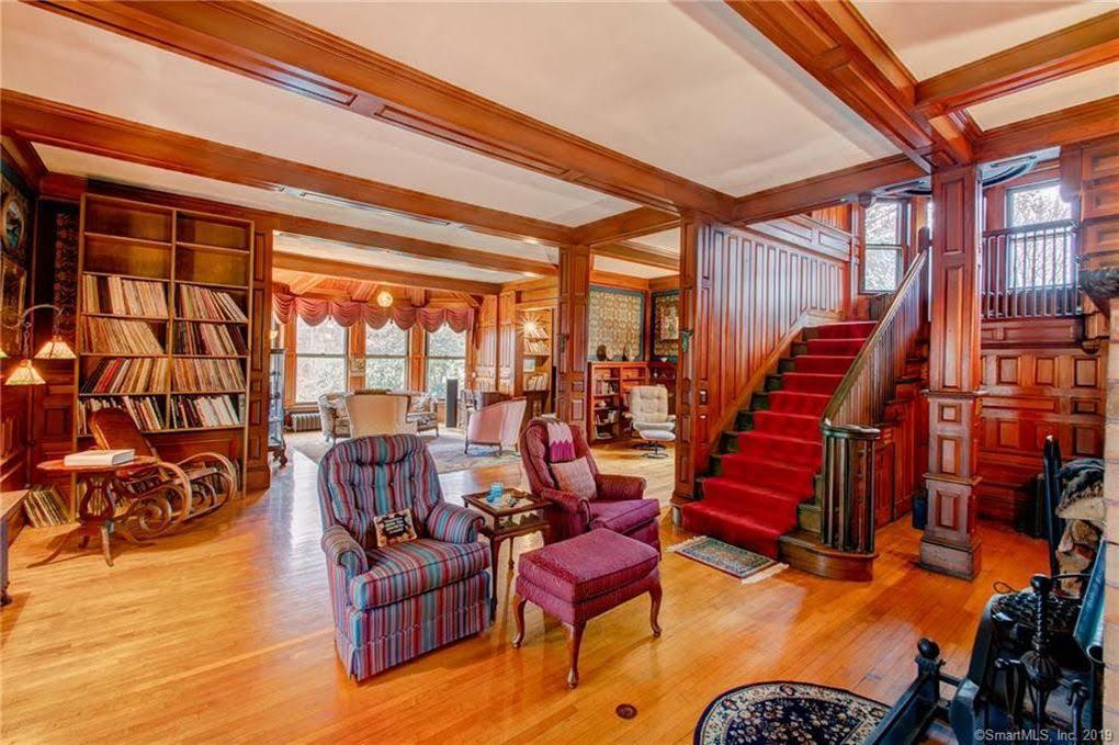 1900 Mansion For Sale In West Hartford Connecticut