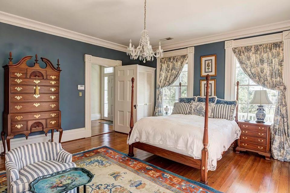 1820 Greek Revival For Sale In Beaufort South Carolina
