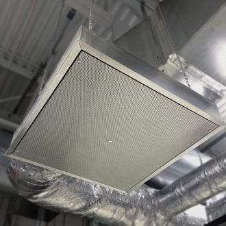 ceiling diffuser return by captiveaire