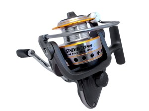 Lew's Laser Speed Spin Spinning Reel