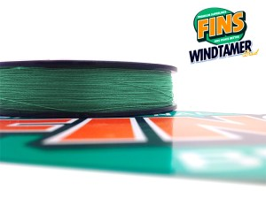 fins windtamer braided fishing line