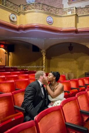 Bride Groom Arcada Wedding