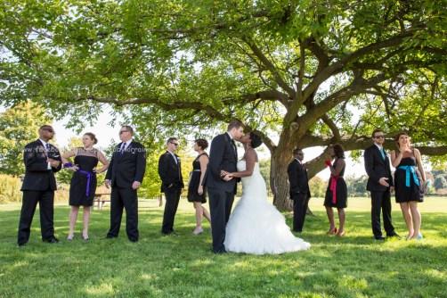 Wedding Bridal Party Tree