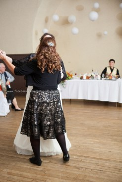Mother Daughter Dance Wedding Bride LGBT Gay