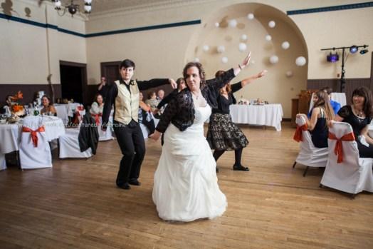 Wedding Thriller Dance
