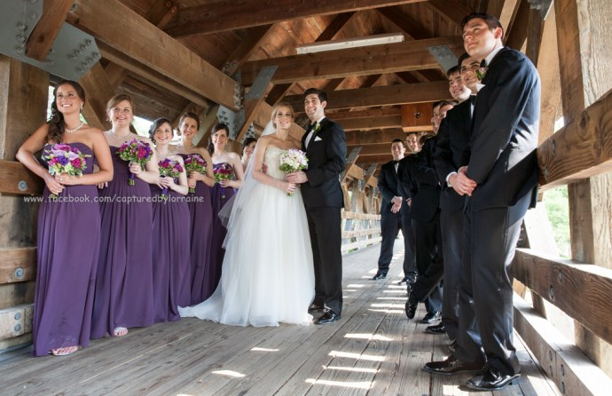 Wedding Bridal Party Naperville