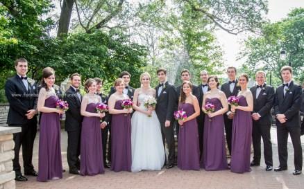 Bridal Party Wedding