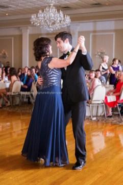 Wedding Son Mother Dance