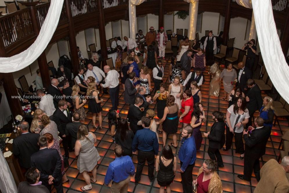 Hotel Baker Wedding Dance