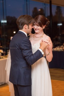 Morton Arboretum Wedding , Bride Groom First Dance