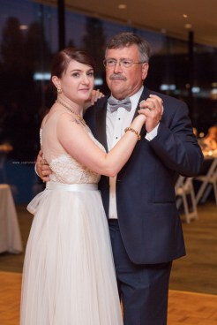 Morton Arboretum Wedding , Father Daughter Dance