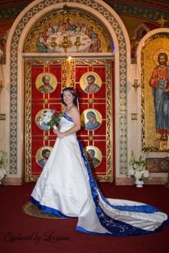 Serbian Orthodox Church of the Holy Resurrection Wedding