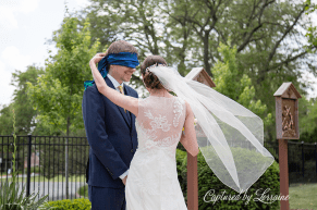 Holy Angels Catholic Church Wedding Photographer