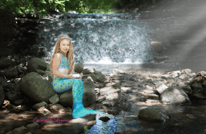 St Charles Il mermaid photoshoot
