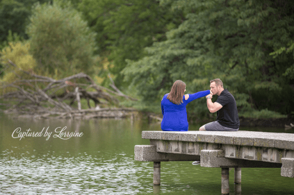 157 Lincoln Park Zoo Engagement