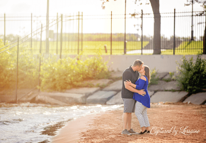 Milton Lee Olive Park Engagement
