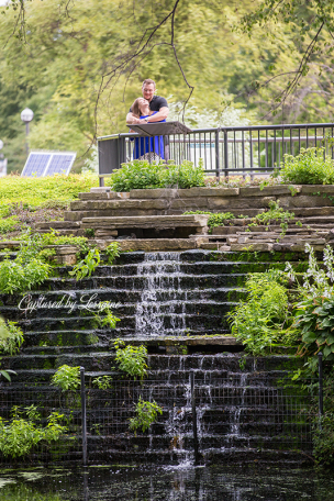 Lincoln Park Zoo Engagement