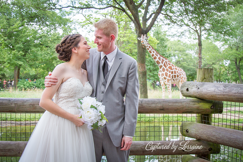 92 Brookfield Zoo Wedding
