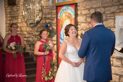 Water Street Studios Batavia Wedding