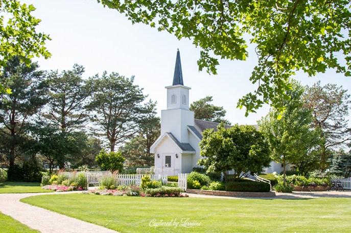 Chapel in the Pines Wedding -1