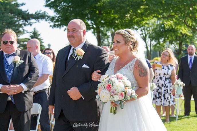 Chapel in the Pines Wedding -239