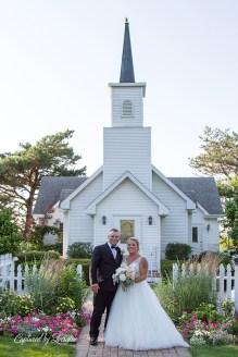 Chapel in the Pines Wedding -419