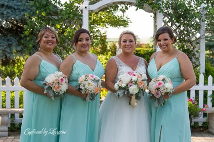 Chapel in the Pines Wedding -477