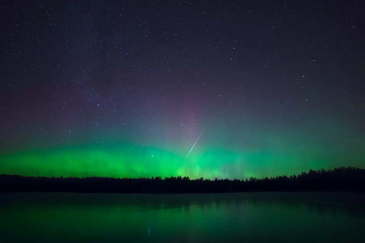 Northern Lights Camera Settings