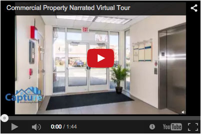 Narrated Commercial Real Estate Tour