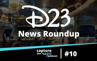 Ep 10: D23 News Roundup
