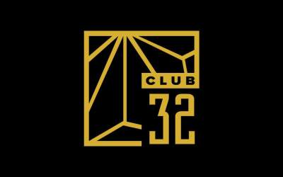 Club 32 Special Announcement