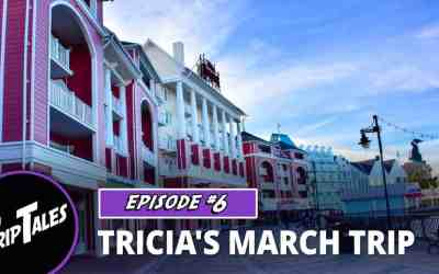 Trip Tales – Ep 6: Tricia's March Trip