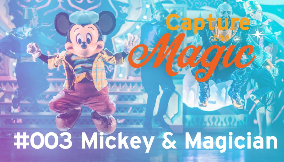 CtM #003 Mickey & The Magician
