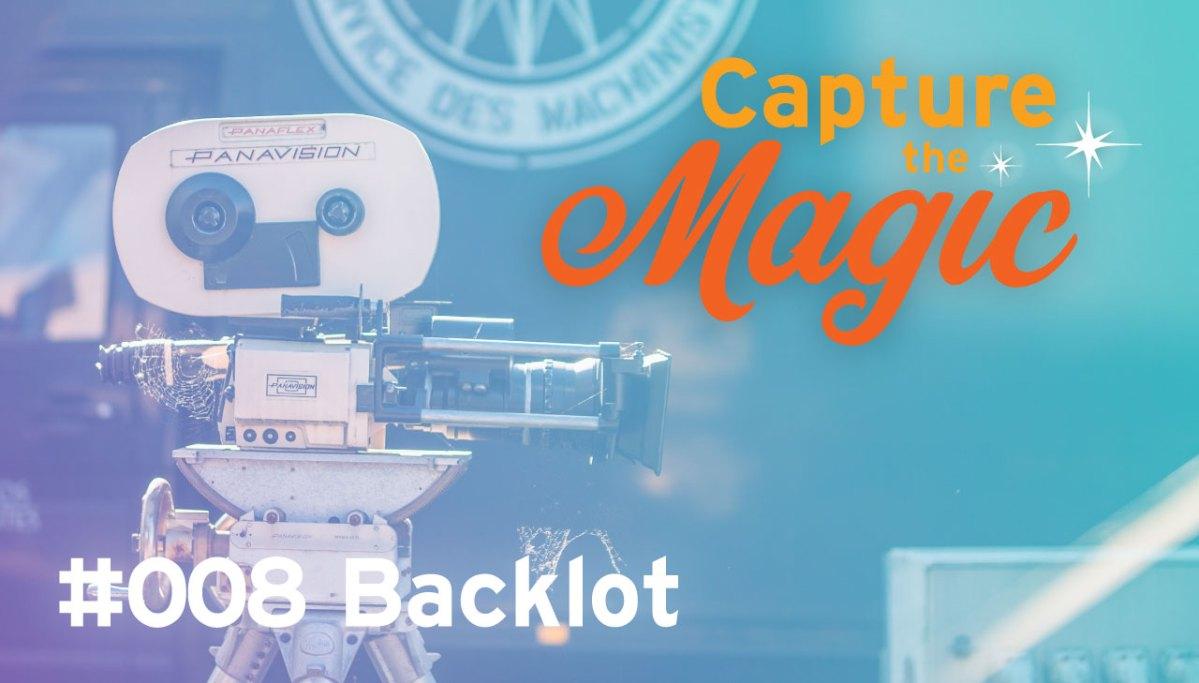 CtM #008 Backlot