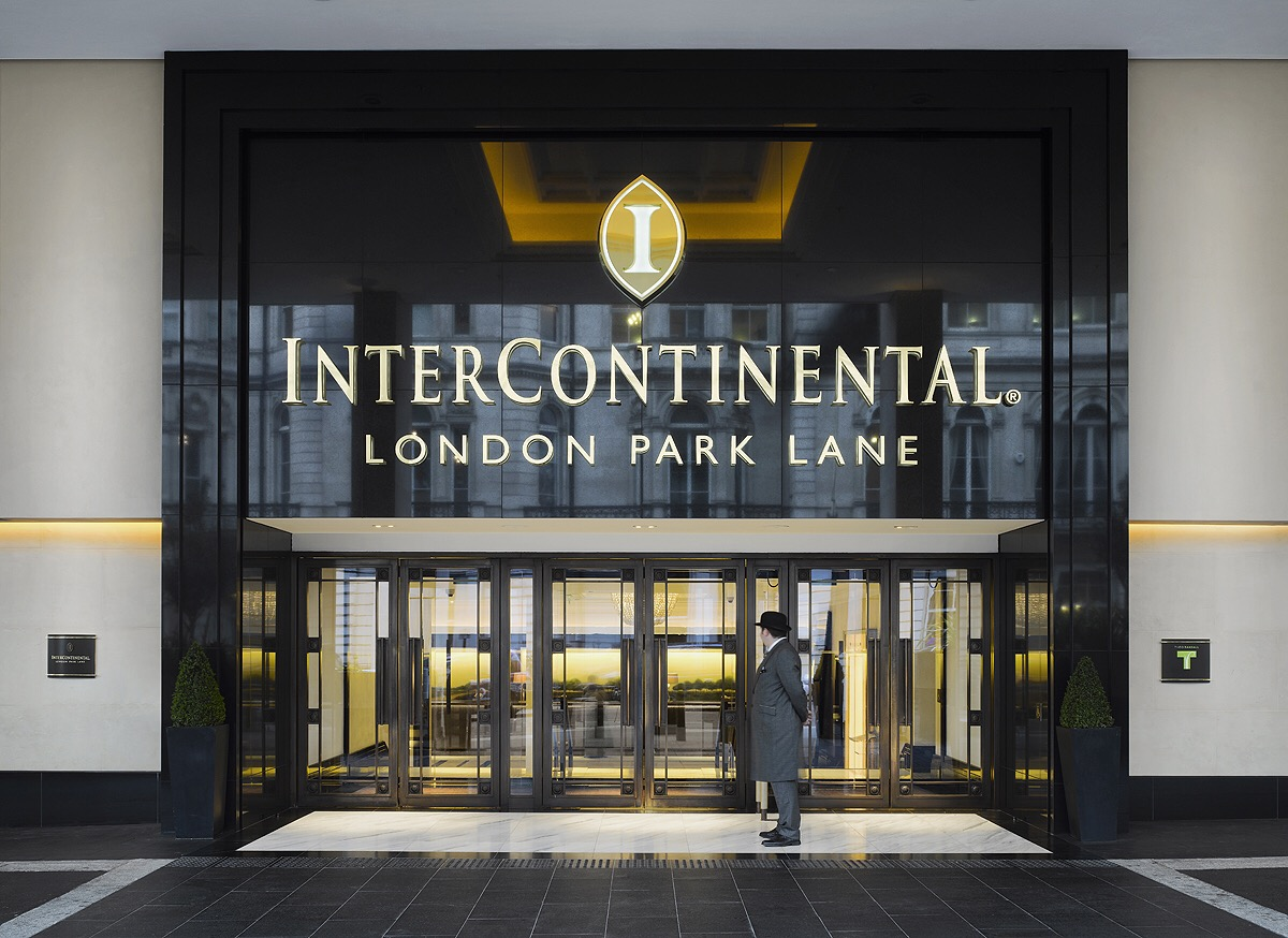 J'ai testé l'Afternoon Tea de l'Intercontinental Park Lane
