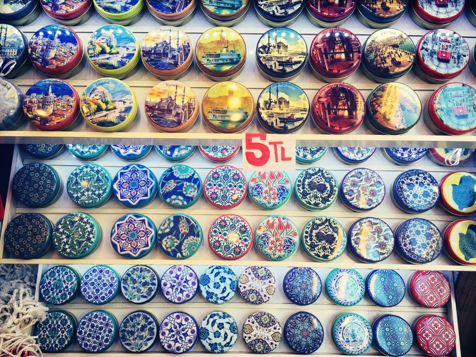 Souvenirs d'Istanbul © Capucineee.com
