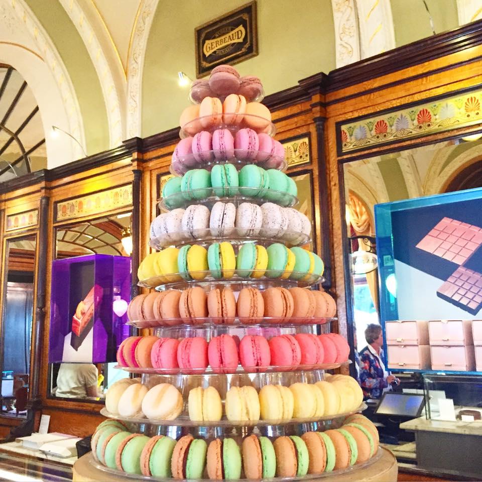 Où prendre le goûter à Budapest ?