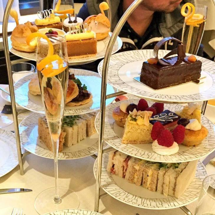afternoon tea park lane london