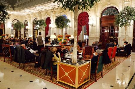 salon verriere tea time paris le grand intercontinental