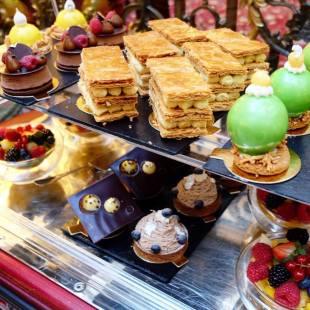 tea time grand hotel intercontinental paris le grand