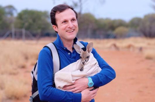 sanctuaire kangourous alice springs 8