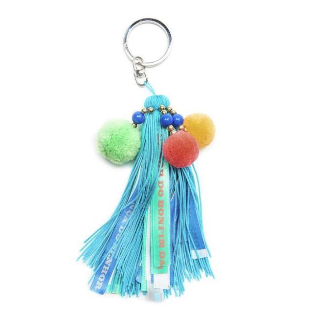 porte-cle-keys-hipanema-bleu-taille-unique