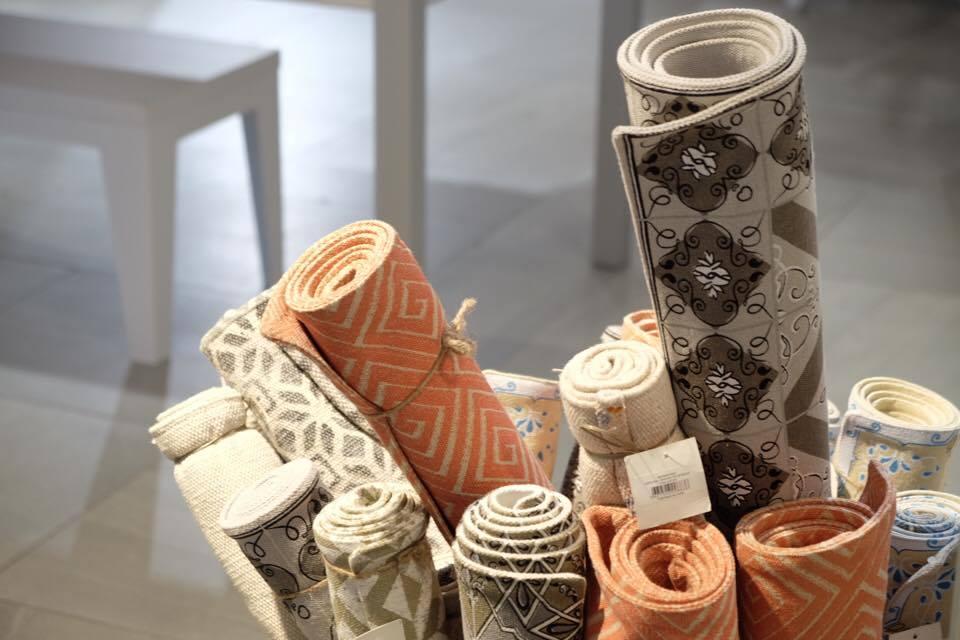 Les tapis Marinette Saint Tropez