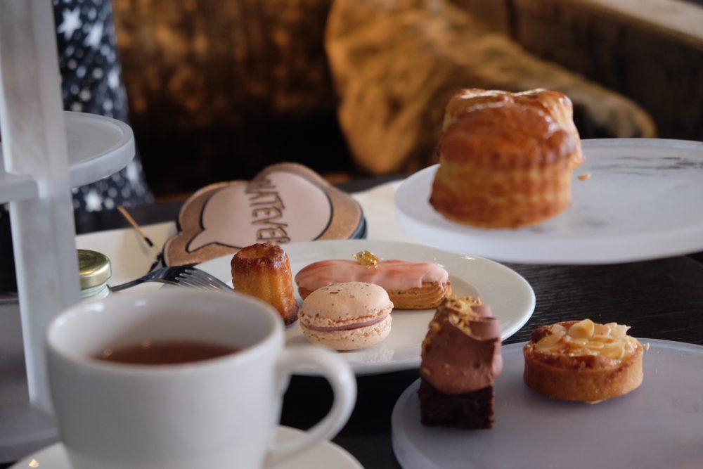 J'ai testé le Tea Time de l'hôtel Méridien à Nice