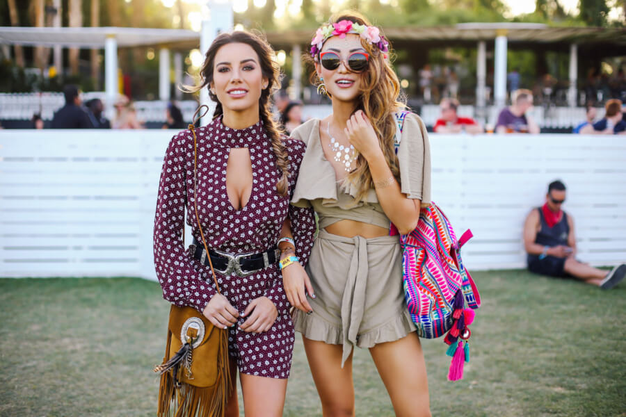 Wishlist shopping pour Coachella
