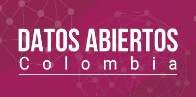 Datos abiertos Colombia